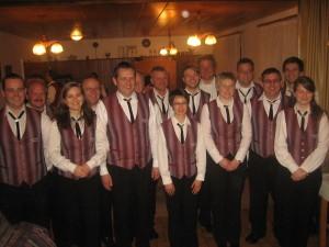 Die neue Vorstandschaft 2012