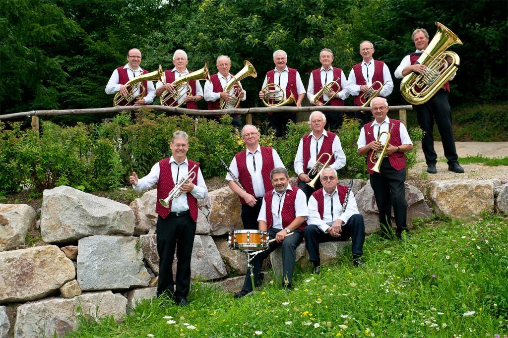 Die Nußbacher Dorfmusikanten